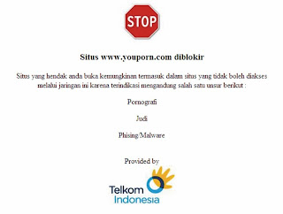 7cara Membuka Situs yg diblokir
