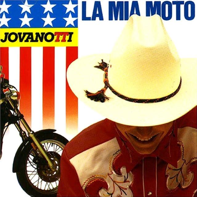 Copertina Jovanotti - La Mia Moto
