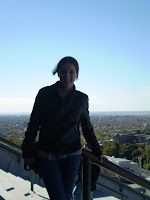 On top of Mt. Royal!
