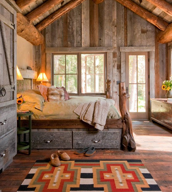 Gallart grupo el blog suelos y puertas de madera en - Como decorar una habitacion rustica ...
