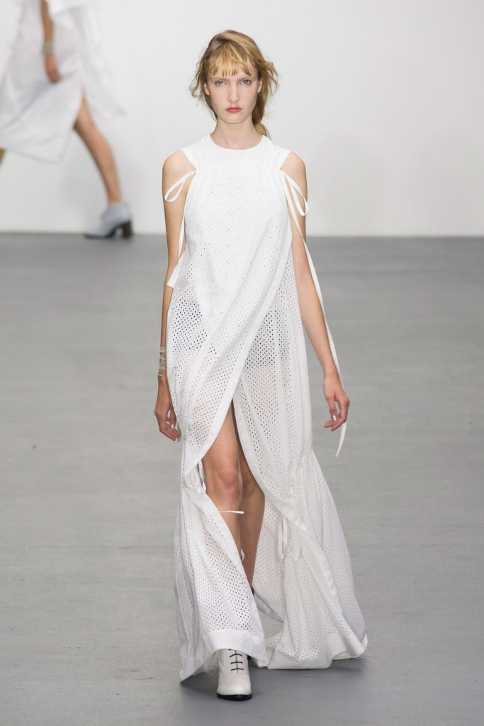 Eudon Choi Spring 2016 Ready-to-Wear Collection