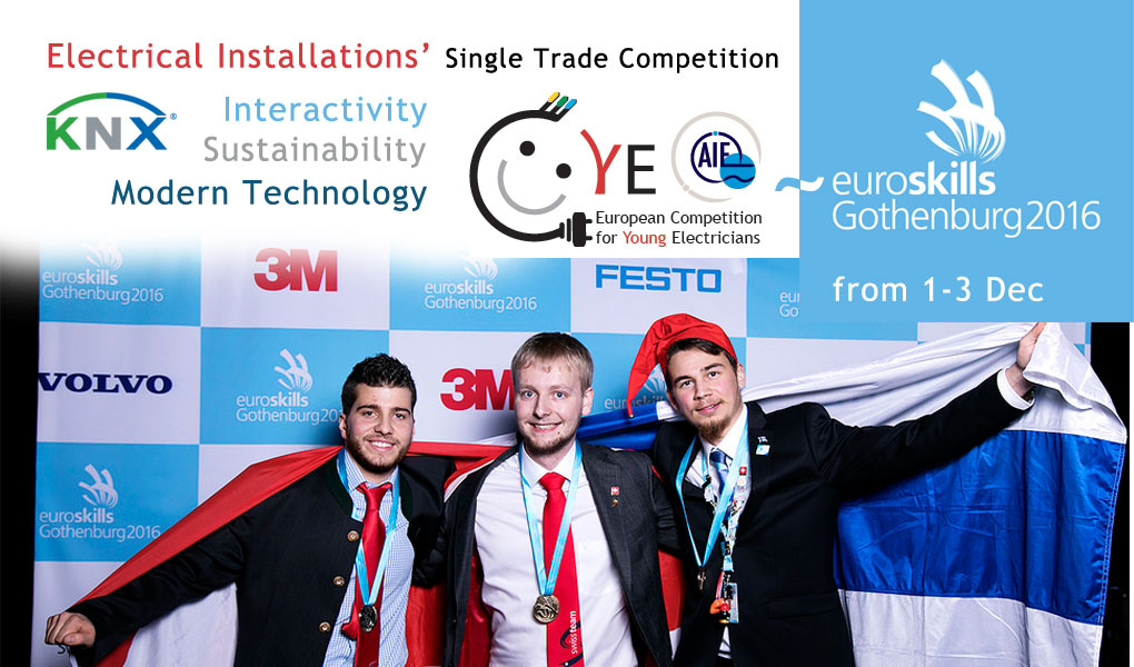 European Competition of Young Electricians @ Euroskills