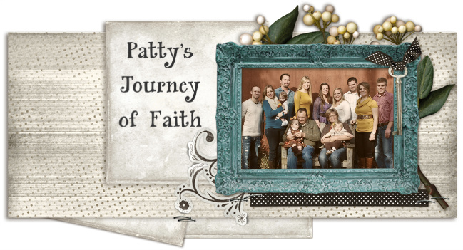 Patty&#39;s Journey of Faith
