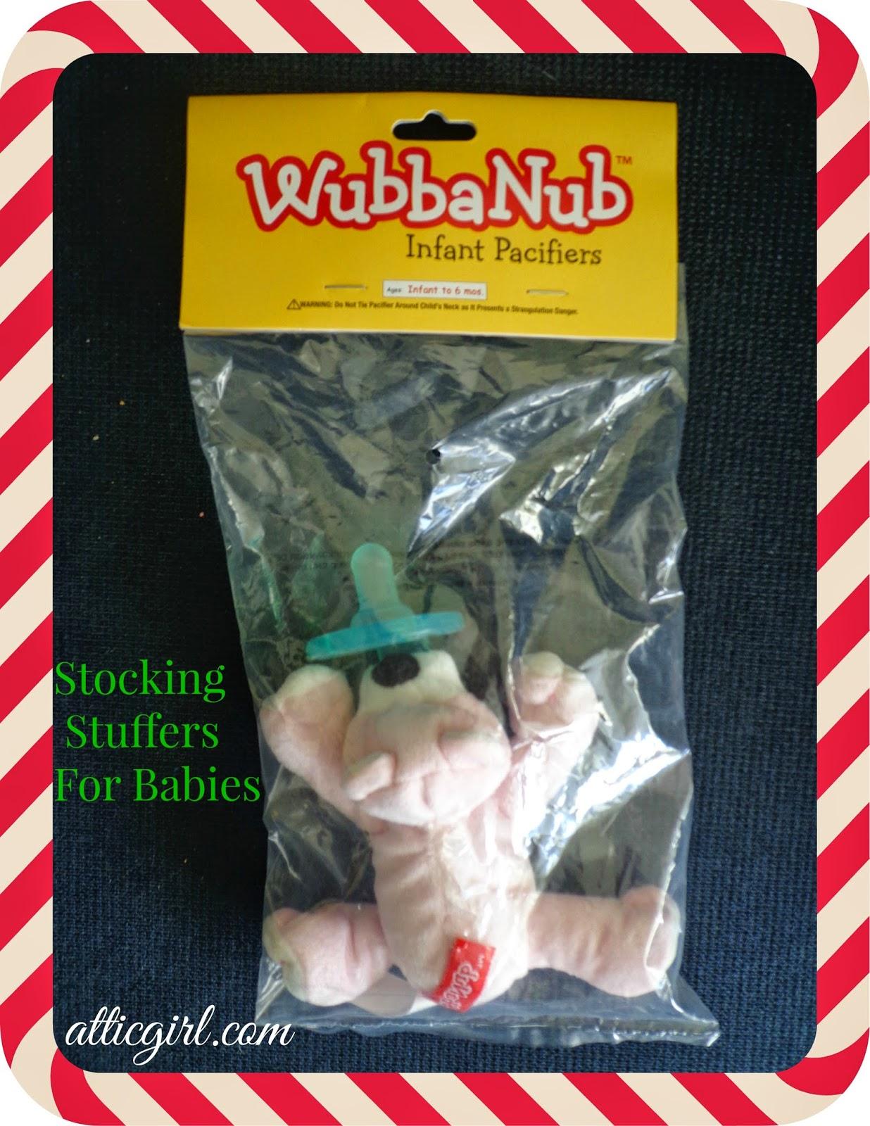 WubbaNub Stocking Stuffers for Babies