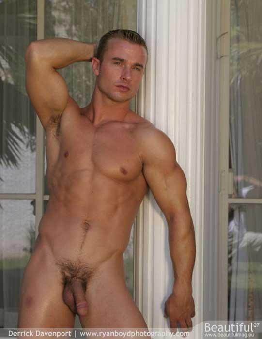 Derrick davenport nude are