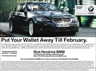 Hendrick BMW Hickory