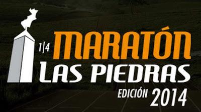 10k 1/4 Maratón Las Piedras (AAU, 18/oct/2014)
