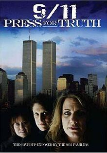 caratula documental 9-11 press for truth. subtitulado en espanol