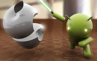 Mengapa Google & Android akan menang atas Apple & iOS