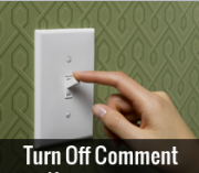 Most Easily Turn-off Comments on Blogger