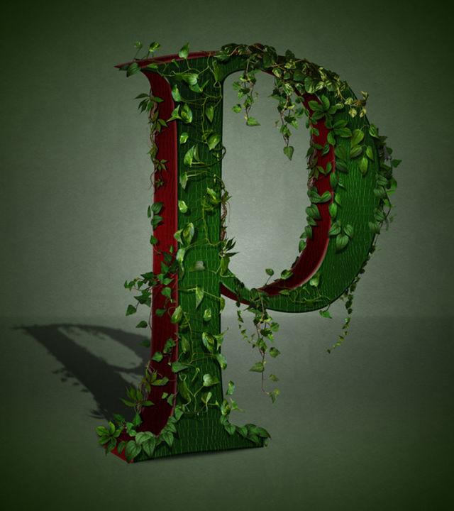 P: Poison Ivy