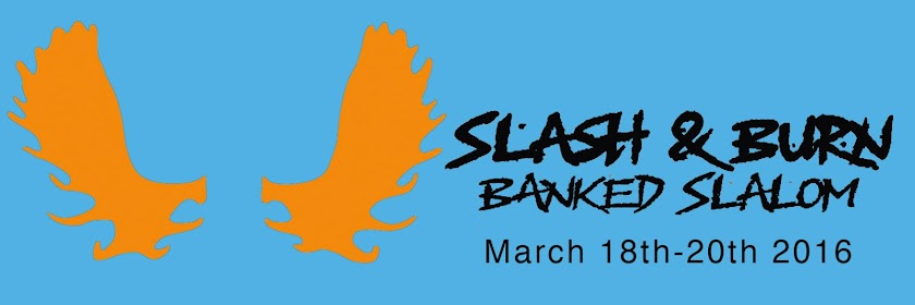 Slash & Burn Banked Slalom