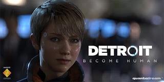 Ανακοινώθηκε το Detroit για το PS4 [Paris Games Week]