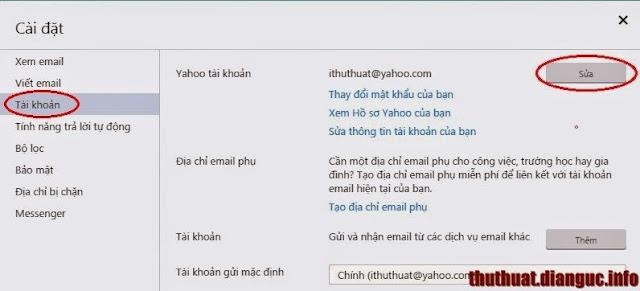 Hướng dẫn chuyển email từ Yahoo Mail sang Gmail