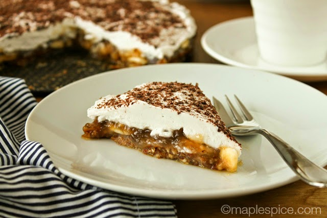 """Anna Jones' """"A Modern Way to Eat"""" and Banana, Toffee and Coconut Cream Pie"""