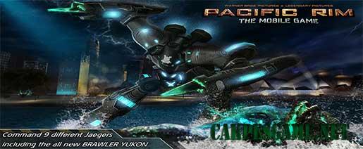 Pacific Rim v1.9.6 Apk Full OBB