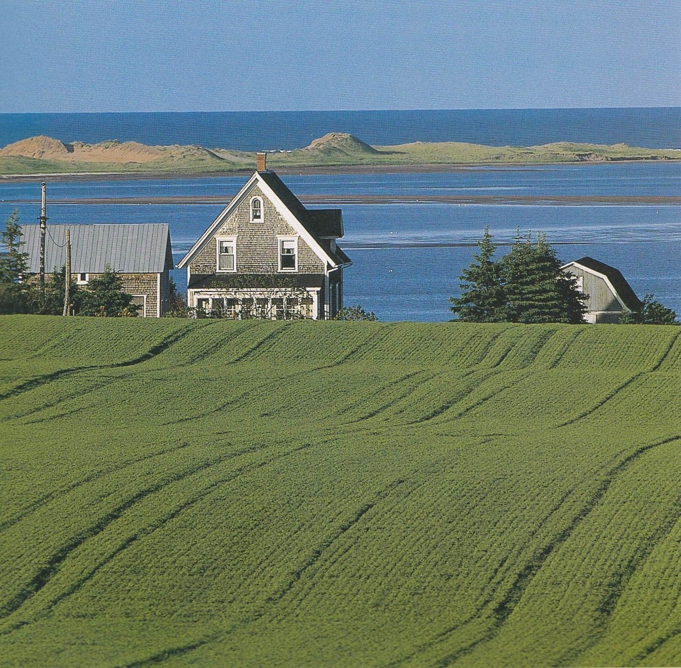 P e i heritage buildings prince edward island houses in for Pei home builders