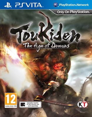 The Age of Demons Is On Release Date Toukiden