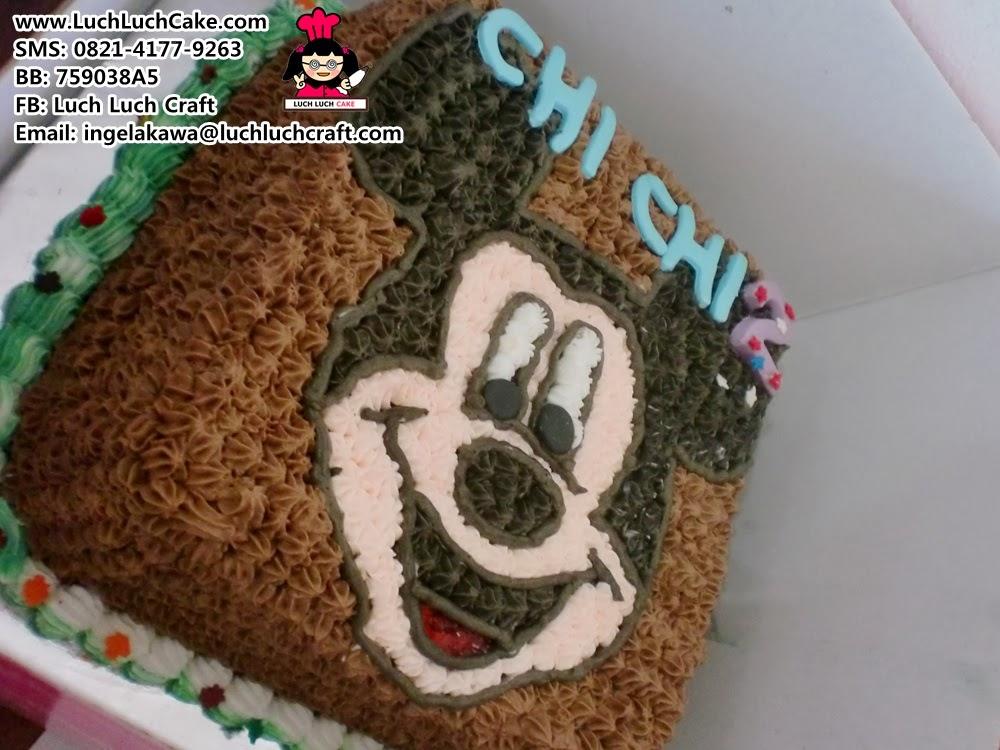 Kue tart mickey mouse murah