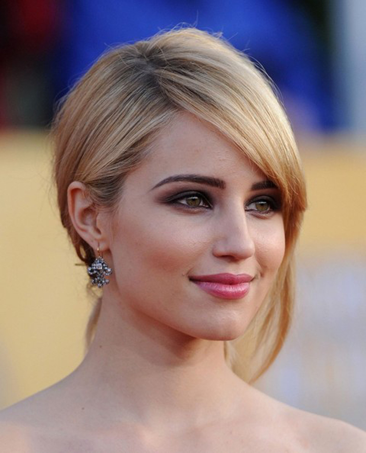 Fresh Look Celebrity Dianna Agron Hairstyles 41