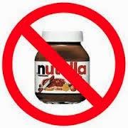 No More Nutella!