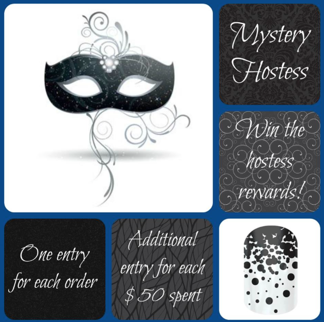 Photo of Jamberry Mystery hostess