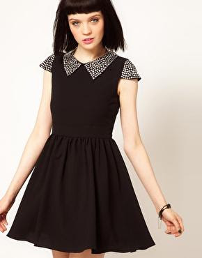 Sister Jane Collar Dress