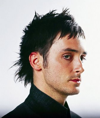 Men Hairstyles For Rocker Short Hairstyles