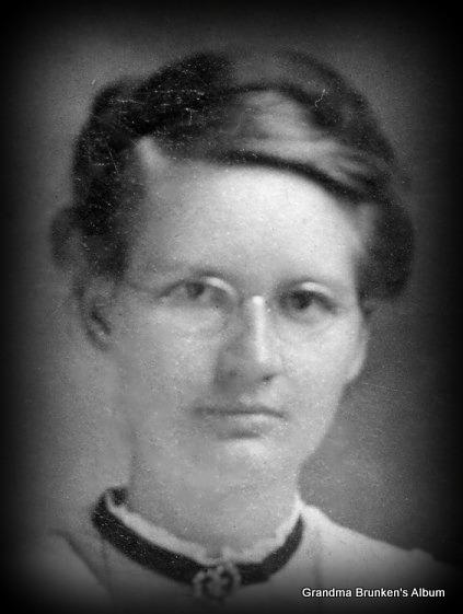 Ida (Schlosser) Brunken - 1914