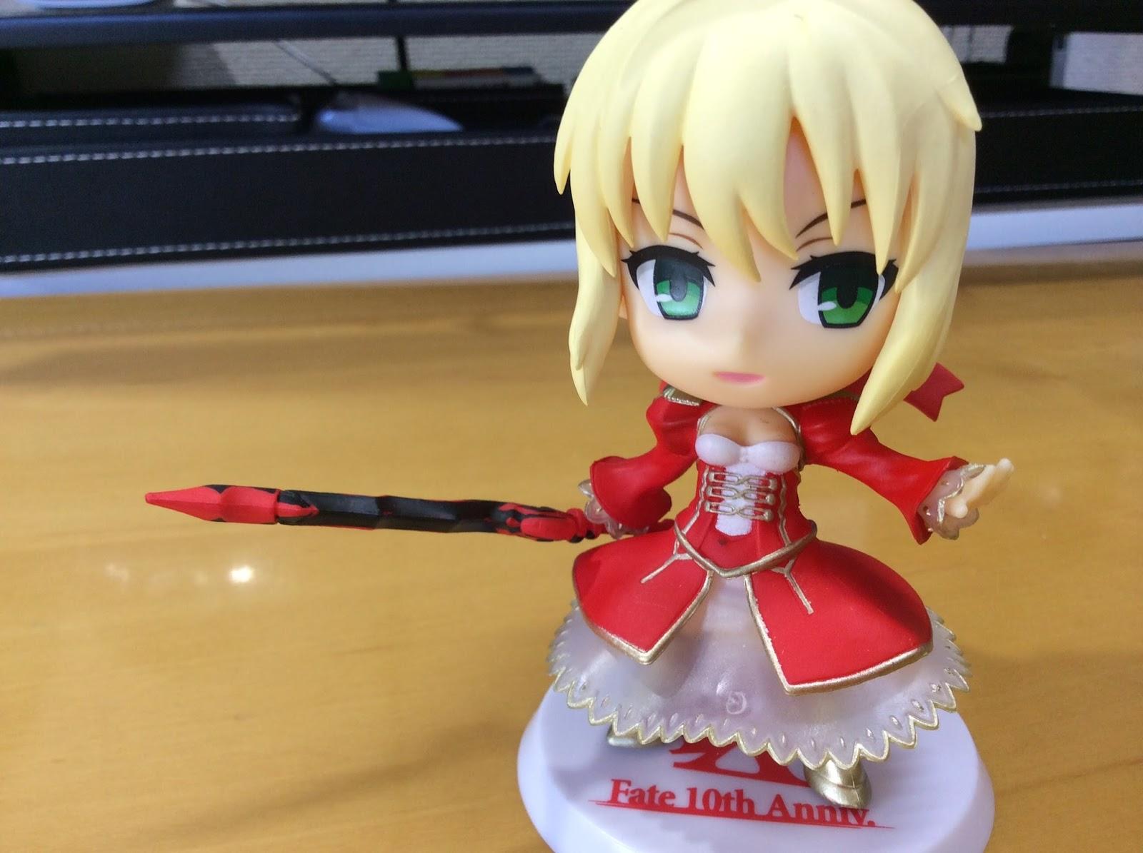赤セイバー 一番くじプレミアム Fateシリーズ 10周年記念第二弾 セイバーSpecial