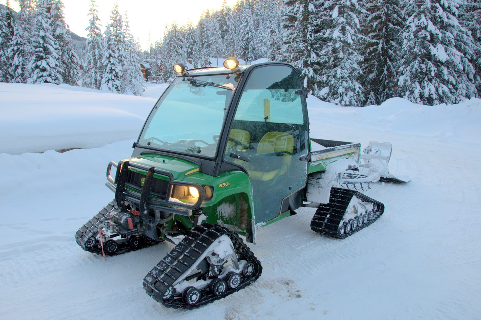 how to put snowmobile in reverse