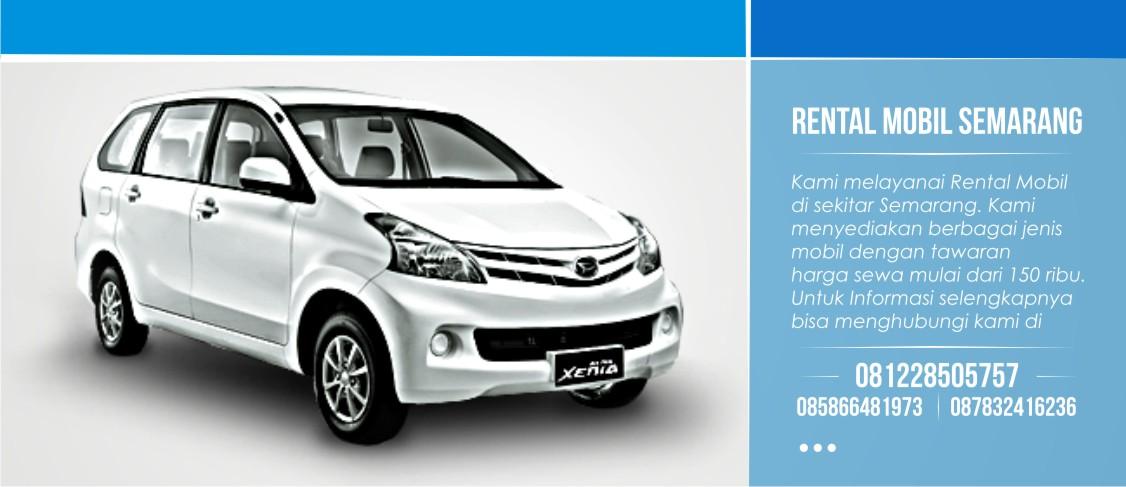 Rental Mobil Semarang Harian Tanpa Driver