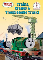bookcover of Trains, Cranes & Troublesome Trucks