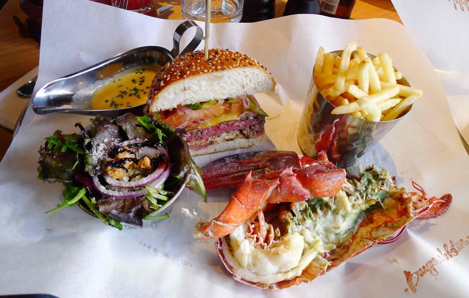 GourmetGorro: Burger & Lobster, Cardiff restaurant review