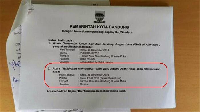Surat Perintah Bandung