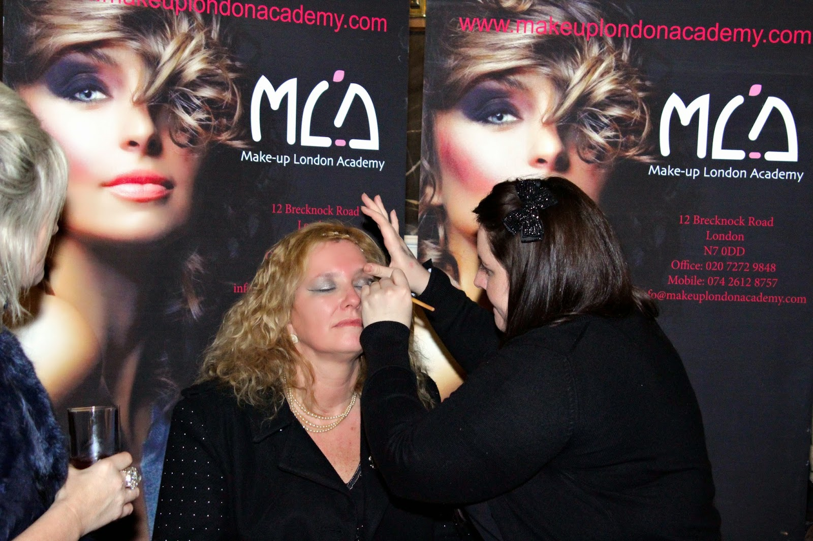 Make up London Academy - Birmingham Fashion Week Sponsor