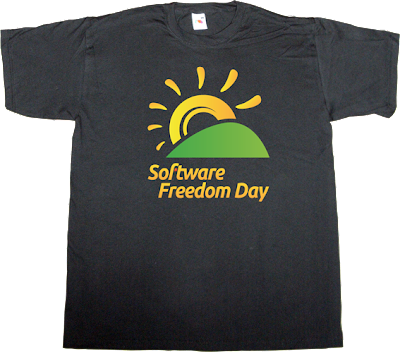 free software useless patents internet 2.0 activism t-shirt ephemeral-t-shirts