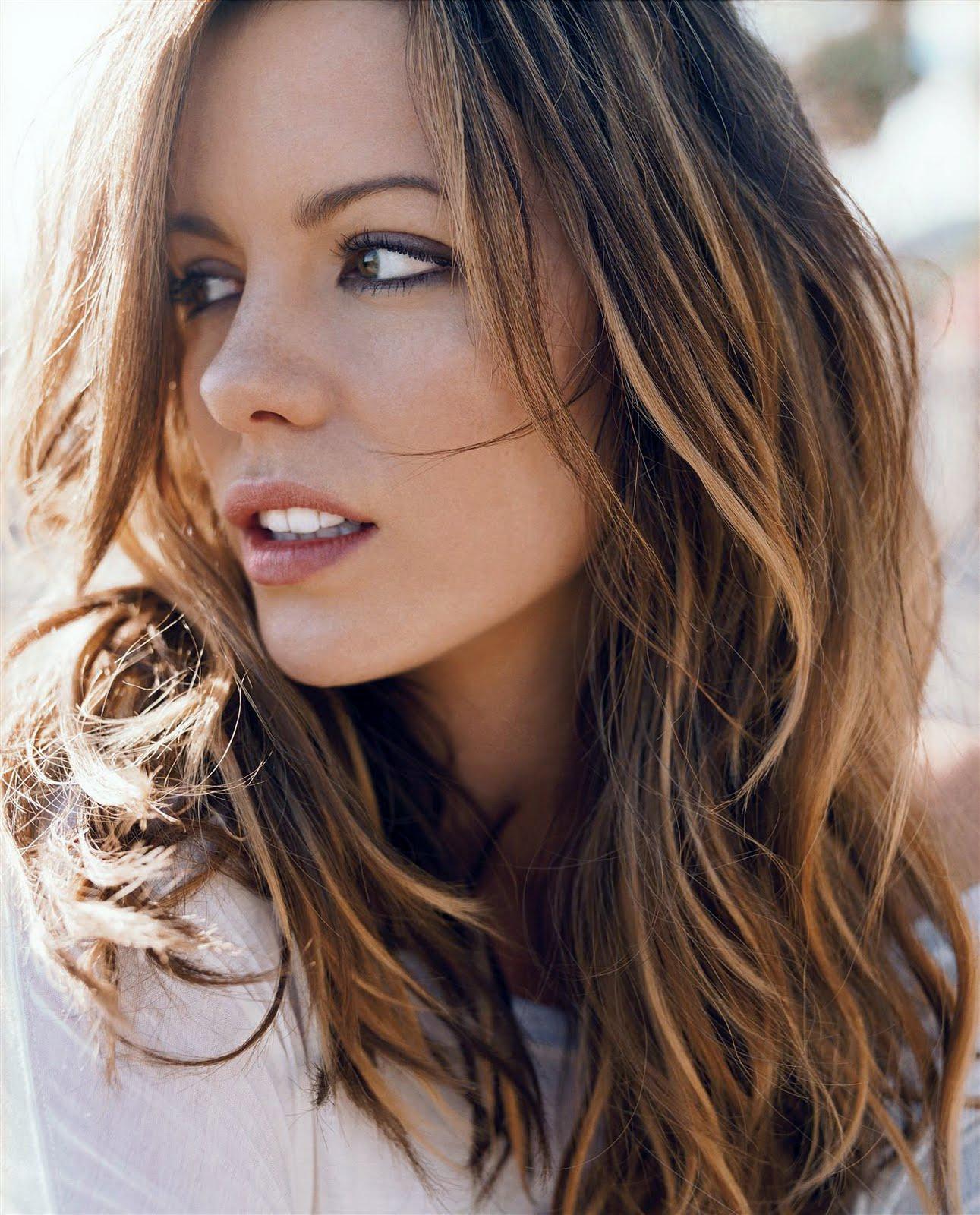 Best Hair Color For Light Hazel Eyes: Kate Beckinsale: Biography And Career