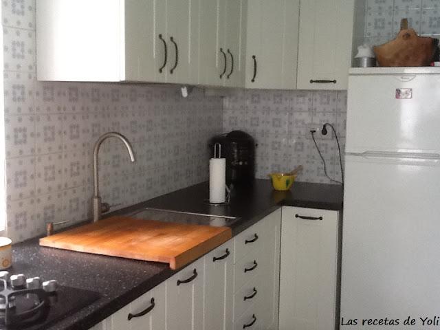 Las recetas de yoli la cocina nueva for Cocinas esquineras