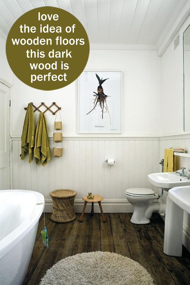 Tigerlilly Quinn: Interior Design - Bathroom Wish List