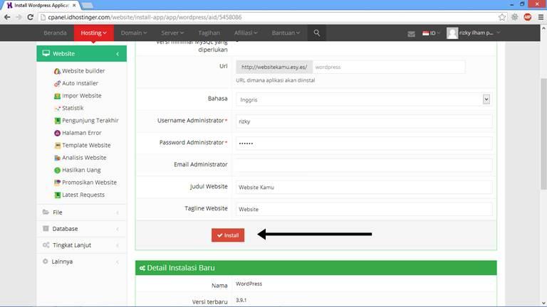 Cara Membuat Website dengan CMS gambar 3