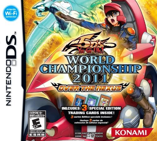 Yu-Gi-Oh! 5D's – World Championship 2011 – Over the Nexus (Español) (Nintendo DS)