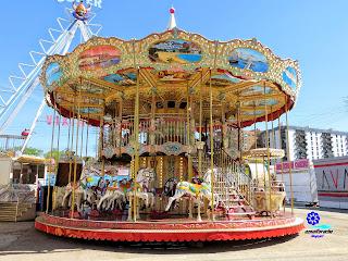 Feria de Sevilla 2014 - Atracciones