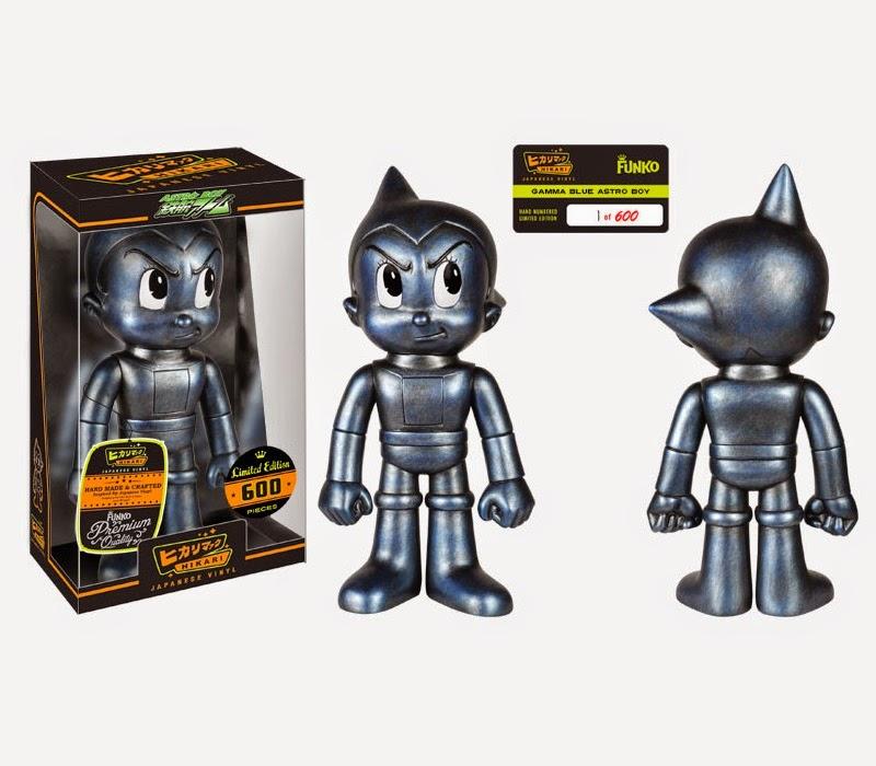 """Gamma Blue"" Astro Boy Hikari Vinyl Figure by Funko"