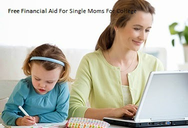 Apply Free Financial Aid For Single Moms Online