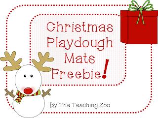 http://www.teacherspayteachers.com/Product/Christmas-Playdough-Mats-FREEBIE-1021607