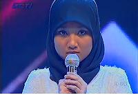 Fatin Shidqia - Pumped Up Kicks mp3