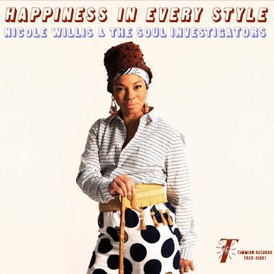 nicole-willis-album-coverjpg Nicole Willis – Happiness in Every Style [8.7]