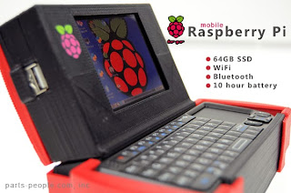 Mobile Raspberry Pi