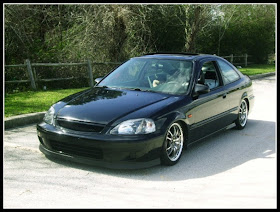 Honda Civic 6th Generation